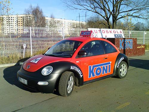 Autoskola KONI A B C D 95 kods Riga Ogre Jurmala 11
